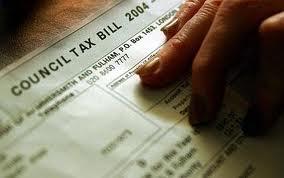 Council Tax form 1