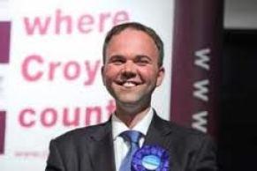 MP Gavin Barwell: has been allowed to speak at Croydon's planning committee tonight