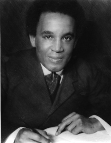 Samuel Coleridge-Taylor, the eminent composer