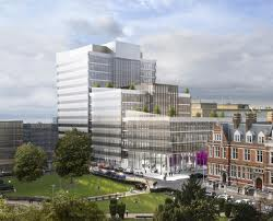 Architects' drawings of how Croydon's new HQ will look when it opens this year. Is it £140m of your money well-spent?