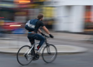 Conditions on Croydon's roads discourage cycling