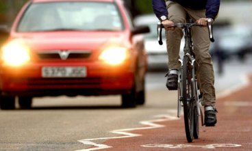 Cycling in Croydon can be perilous