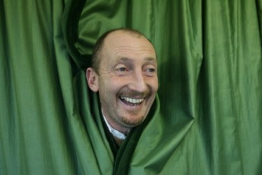 Ian Holloway: has a knack of emerging from the promotion play-offs