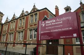 "Harris South Norwood: using ""equivalents"" and exclusions helps boost its league table performance, rather than good education"