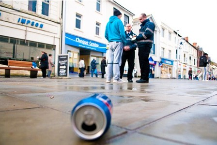PSPOs can result in £60 on-the-spot fines for even the most minor of littering offences