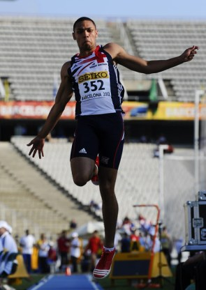 Eliot Safo: Croydon Harriers' world-class long jumper was among the absentees from the county championships this weekend, nursing a tight hamstring