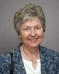 Margaret Mead: one half of Croydon Council's First Couple. Is her place as a Heathfield candidate under threat?