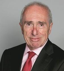 Retiring: New Addington councillor George Ayres