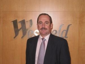 "Westfield director John Burton: ""Full steam ahead"""