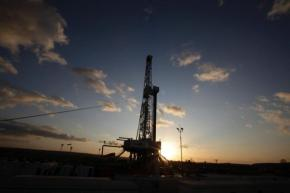 Coming to a part of Croydon near you? A fracking oil rig