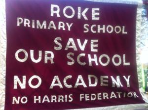 Roke banner