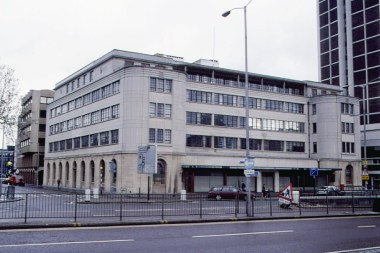 The Segas building: unsuitable for conversion to use as a primary school