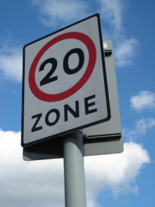 "The 20mph proposal in the north of the borough got ""a very clear mandate"": 52 per cent of the vote"