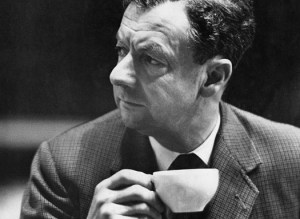 Composer Benjamin Britten: rapidly becoming more people's cup of tea, as we approach the centenary of his birth