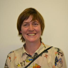 Siobhan Tate: Carshalton and Wallington Labour's candidate. From Islington