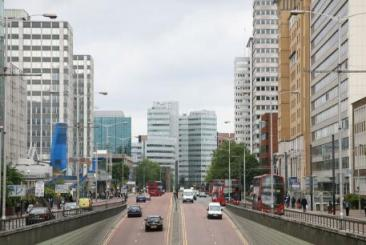 The underpass on Wellesley Road will witness many changes around it - but will the traffic jams disappear?