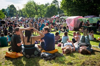 Four days of free arts, music and comedy will be staged again this June at the Crystal Palace Overground Festival