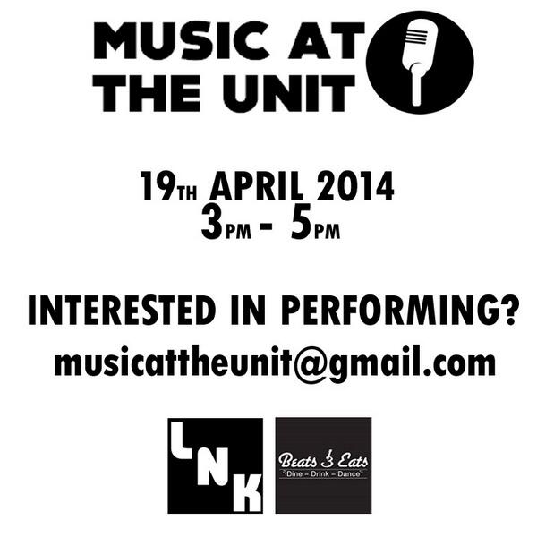 Music at the Unit