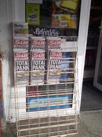 Who will the Sun and Mail readers of Selsdon be voting for on May 22?