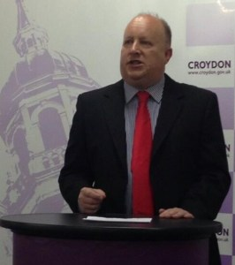 Tony Newman: manifesto commitment to act against blacklisting in construction industry