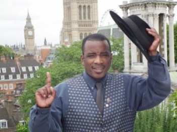 Farewell to Westminster dream? Is Winston McKenzie about to bid goodbye to his distant hope of running for parliament?