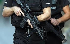 CO19 is the Mets elite armed response unit, which Andy Tarrant has been working with since 2009