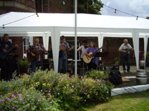 There's music from noon to 11pm at the Ruskin House festival