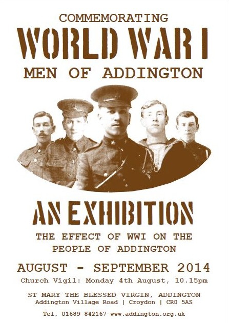 Addington WWI