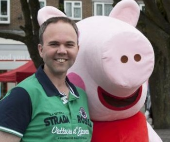 MP Gavin Barwell: knows all abouts snouts in the trough, apparently