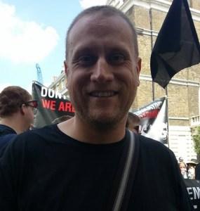 Jon Bigger: in favour of a digital democracy