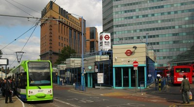 All change please: The 1983-built West Croydon Bus Station will close this weekend for 18 months