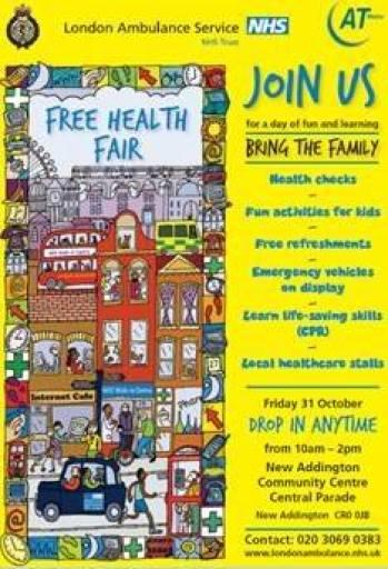 Ambulance Service Fair