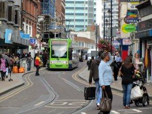 Croydon town centre 2