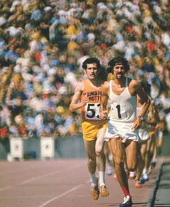 The days of world records being ste in front of packed crowds at Crystal Palace are long gone