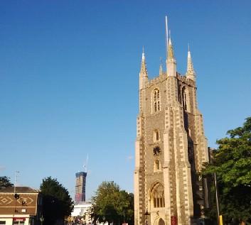 Croydon MInster: one of the borough's under-appreciated gems