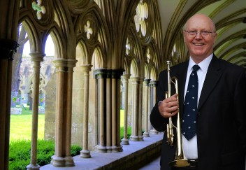 Crispian Steele-Perkins: perfoming with the Croydon Philharmonic Choir next month