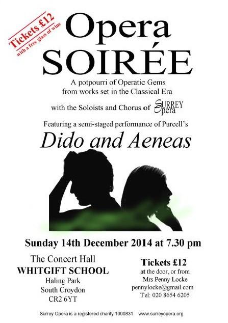 Surrey Opera