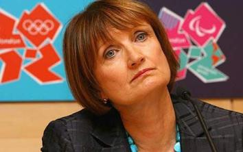 Dame Tessa Jowell: deeply underwhelmed by Mayor Boris Johnson's Palace proposals