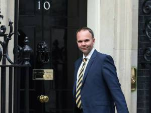 Sights we won't be seeing in 2015: even Gavin Barwell's talking down his chance of winning at the General Election