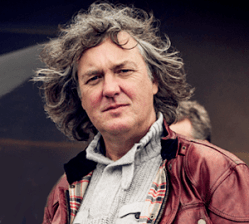 Whatever happened to him? James May (no... not that one)