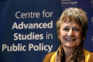 Julia Unwin: not on Croydon's Fairness Commission