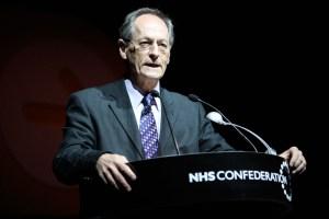 Prof Sir Michael Marmot: not on Croydon's Fairness Commission