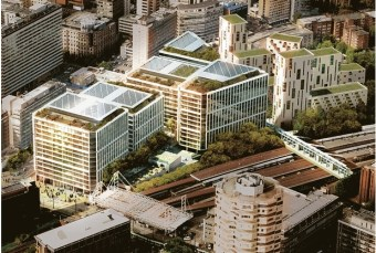 Developers Stanhope have plans for new offices at East Croydon, but need an anchor tenant to go ahead and build them