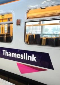 Govia Thameslink train