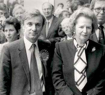 Ottaway was first elected as a Nottingham MP almost by accident in the 1983 Thatcher landslide. The good people of Nottingham saw through him and unelected him four years later