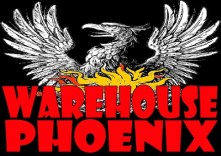Warehouse Theatre logo