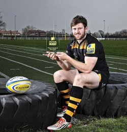 Recognition: will Saxons player Elliot Daly graduate into the full England squad in time for the World Cup?