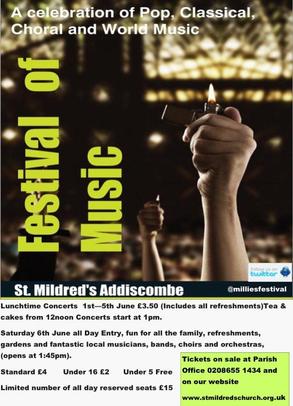 Addiscombe Festival of Music