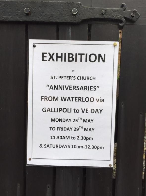 St Peter's Exhibition