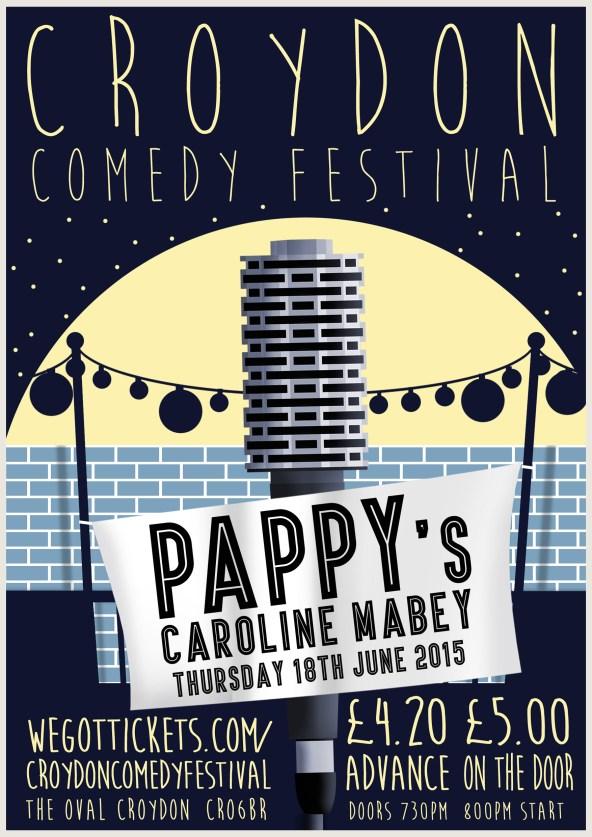 Croydon Comedy Festival 2